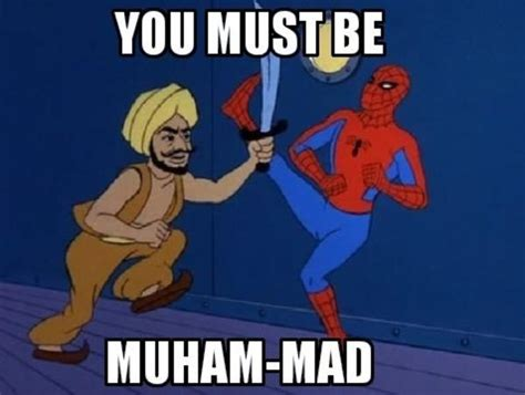 Gay Spiderman Meme - image 193034 60s spider man know your meme
