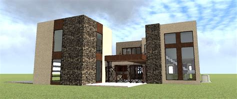 modern castle floor plans using stone contemporary home plan with inner courtyard 44108td