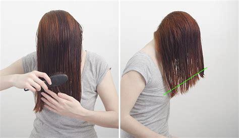 como cortar el pelo en capas yo misma diy corte de pelo a capas 183 f 225 brica de imaginaci 243 n diy