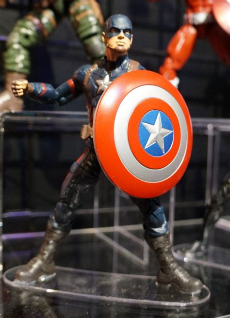 libro captain america by mark toy fair 2016 marvel legends reveals sci fi movie page