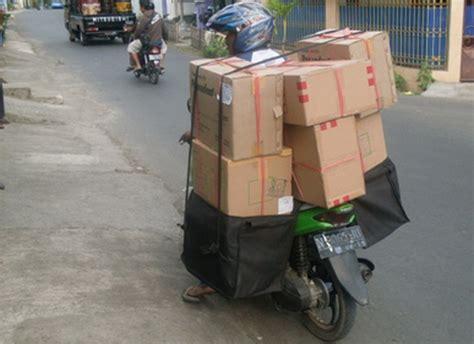 Tas Pos Tas Untuk Motor Jual Tas Pos Kanvas tas obrok ngunut jual tas pos untuk motor