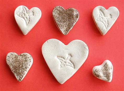 valentine s diy hearts handmade clay class gifts