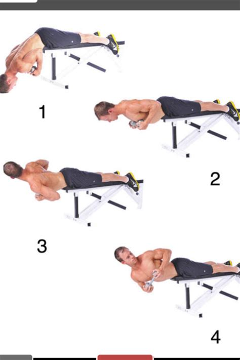 Exercices Banc Abdominaux by Musculation Abdominaux Exercice N 10