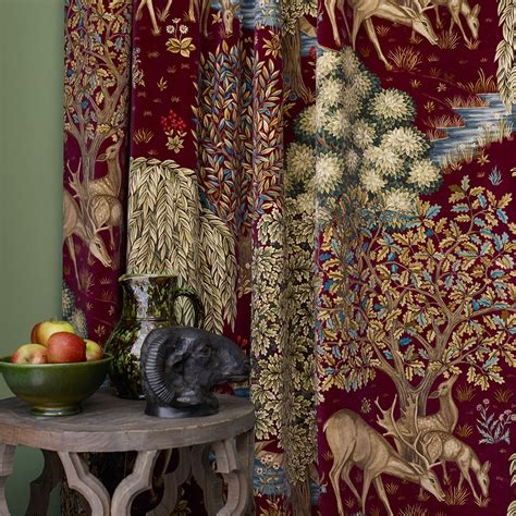 Tapestry Upholstery Fabric Uk by Tapestry Curtain Fabric Uk Memsaheb Net