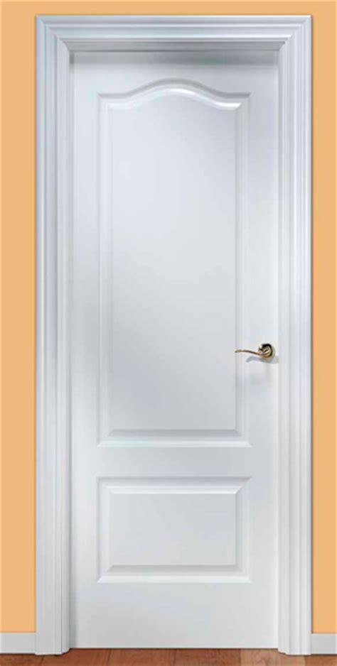 imagenes puertas interior blancas puerta de interior lacada en blanco modelo lacada u32