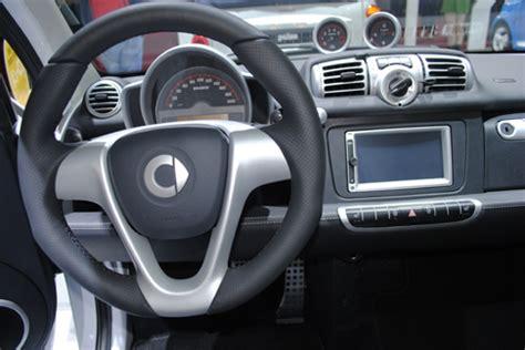 smart brabus interni bologna motorshow smart interni esclusivi per la special