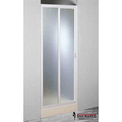 porta doccia 120 porta per doccia a nicchia forte da 100 o 120 cm san marco