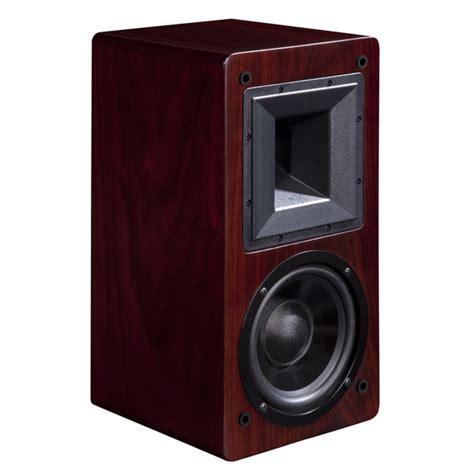 hb 1 mk2 horn bookshelf speaker