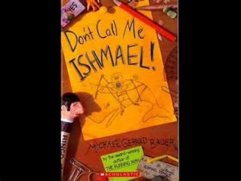 don t call me chip books don t call me ishmael book trailer