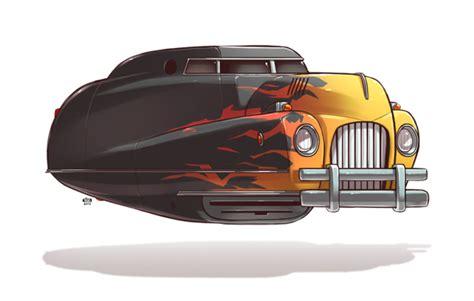 ido design ze future car designs by ido yehimovitz ams design