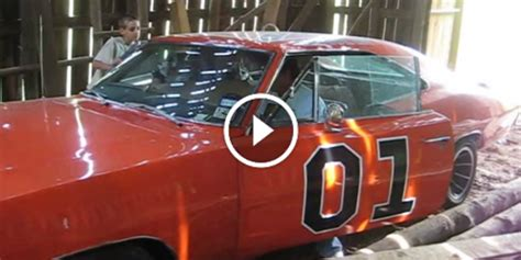 Rc Race Barn Parents Surprising Their Kids By Hiding General Lee In