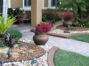 front yard landscaping with rocks decorative garden stones gravel rocks pebbles pets