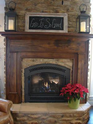 Cobblestone Farms  Fireplace