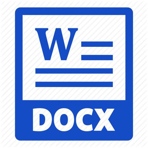 Memo Format Docx document docx docx file extension file format icon