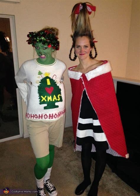 cindy lou    grinch costume