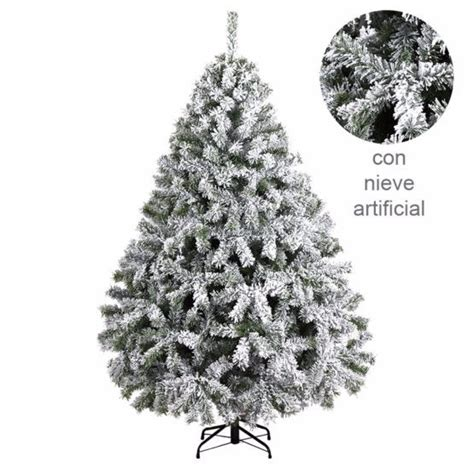arboles de navidad con nieve 193 rbol de navidad con nieve artificial pino 160cm 2 499 00 en mercado libre