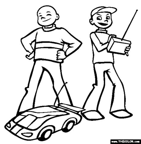 rc car coloring page free rc car online coloring