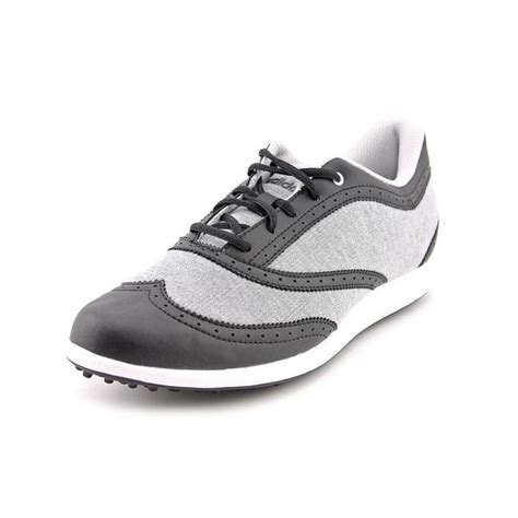 adidas s adicross classic spikeless grey black golf shoes free shipping today