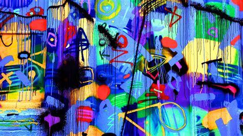 wallpaper  door graffiti bright