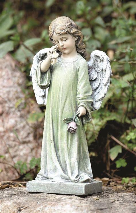 Weeping Garden Statue by Weeping Garden Memorial Statue Sympathy Tribute Ebay