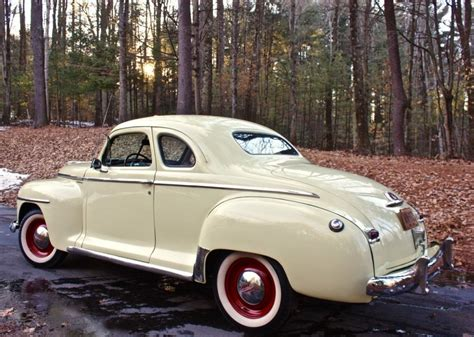 special deluxe 1946 plymouth special deluxe for sale
