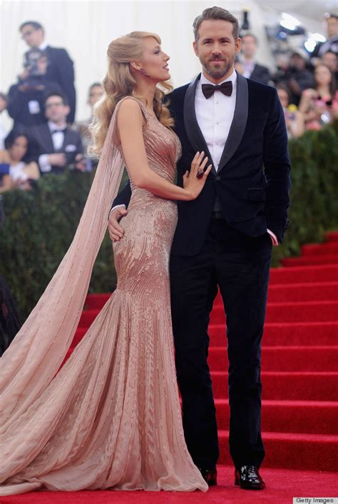 Blake Lively And Ryan Reynolds Were The Best Dressed