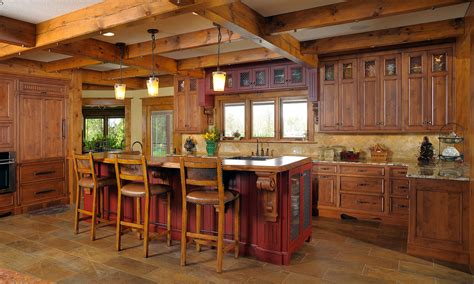 Kitchen Remodeling Designs Mullet Cabinet Rustic Kitchen Retreat