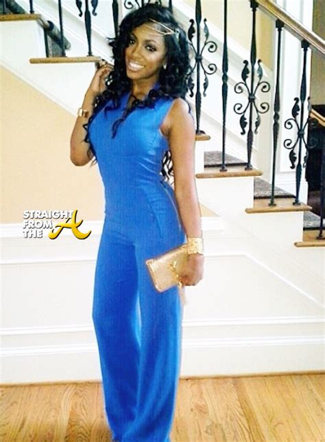 porsha williams jumpsuit porsha williams cheap blue jumpsuit 1
