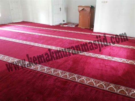 Karpet Masjid Roll Polos tempat harga jual karpet masjid turki roll polos di
