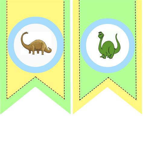 printable dinosaur birthday banner party with dinosaurs dinosaur themed birthday party