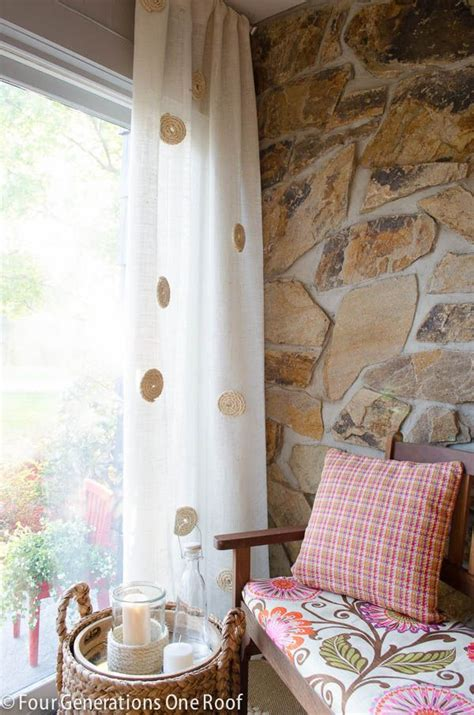 burlap curtain ideas 66 best cornices and drapery images on pinterest window