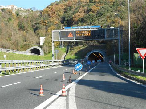 viabilità autostrada dei fiori viabilit 224 a10 autostrada dei fiori i cantieri della