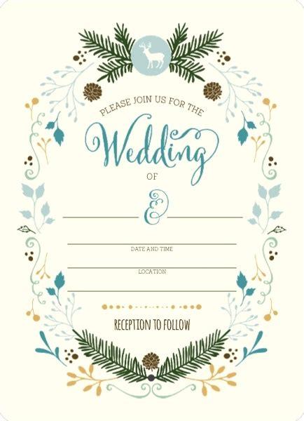 blank wedding invitations plumegiant