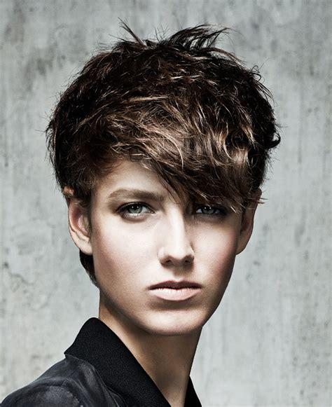 edgy short hair styles over 60 edgy chic hairstyles for over 60 25 best ideas about