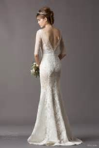 dresses for fall weddings fall wedding dress with embroidered lace sleeves sang