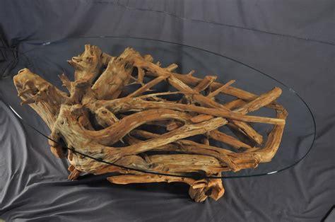 Driftwood Tables Handmade - custom driftwood coffee table by driftwood decor