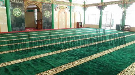 Karpet Utk Masjid Karpet Masjid Turki Al Husna Pusat Kebutuhan Masjid
