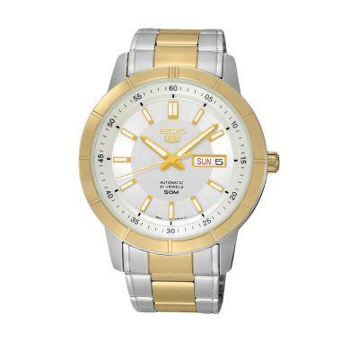 Seiko 5 Symg44k1 Gold Plated Bracelet Jam Wanita Symg44 jual seiko 5 automatic snkn58k1 silver gold jam tangan pria harga kualitas terjamin