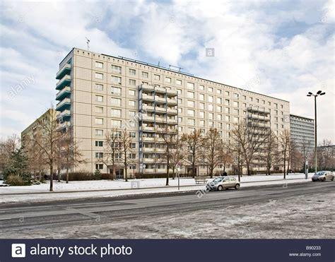 Germany Recycling Communist Housing Blocks Communist Housing In East Berlin Karl Marx Alle Stock Photo Royalty Free Image 22743927