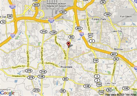 Riverdale Detox Riverdale Ga by Map Of Hometown Inn Atlanta Riverdale Riverdale
