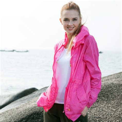 summer waterproof cycling jacket womens summer jacket jacketin