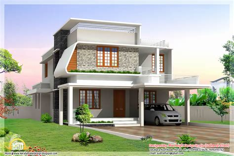 kerala home design contact number modern contemporary house plans 3 beautiful modern home