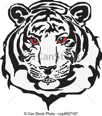 illustrations vectoris 233 es de tigre tatouage tigre