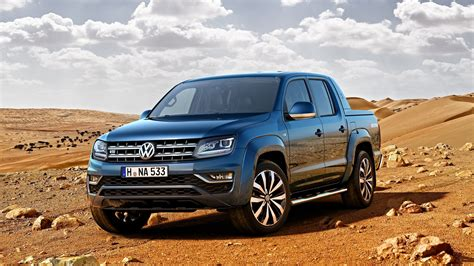 volkswagen amarok 2016 2016 vw amarok facelift revealed with v6 turbodiesel engine