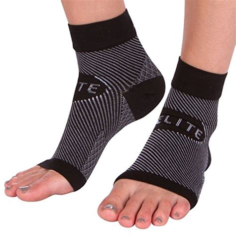 Planters Fasciitis Brace by Plantar Fasciitis Support Foot Compression Wrap 1 Pair