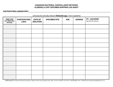 key log template best photos of key log form key log sheet