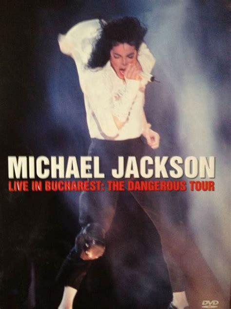 michael jackson biography dvd music biography michael jackson live in bucharest movie