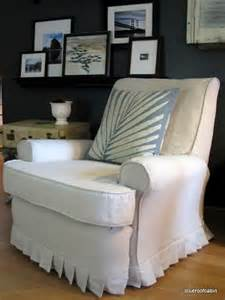 Slipcovers For Recliner Chairs 20 Diy Slipcovers