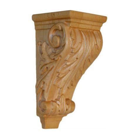 Ornamental Corbels Stanisci Wood Range Hoods Decorative Corbels Ready To