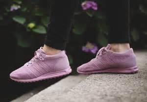 adidas los angeles   pink sneakernewscom